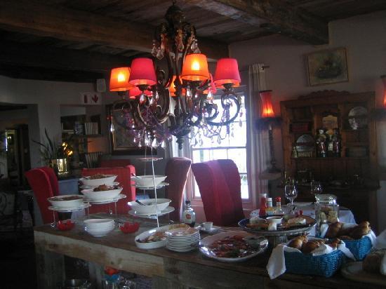 Abalone House: The Saffron Restaurant