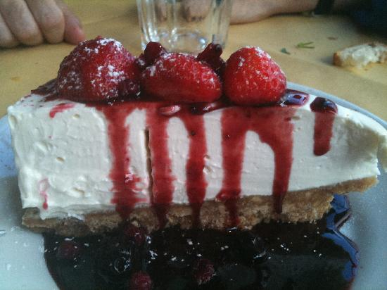 Sorelle Capitone : cheesecake