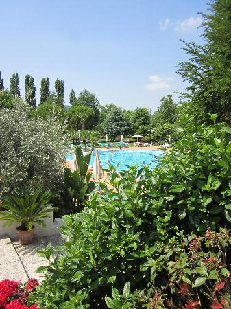 Hotel Des Bains Terme: Vedete !