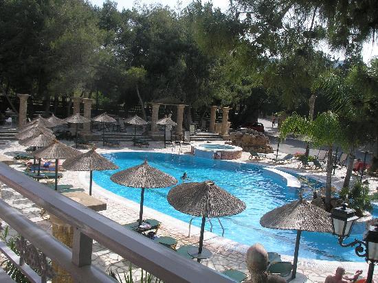 Vasilikos Beach Hotel: Pool