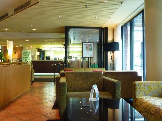 Lapland Hotel Tampere: Lobby
