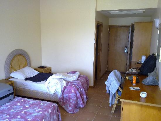 Ναουρού: Room