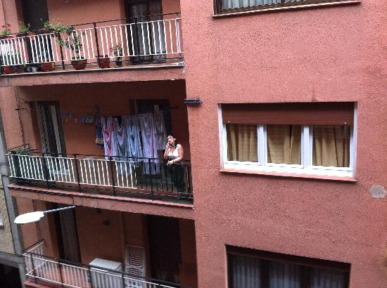 Alegria Plaza Paris : balcony view