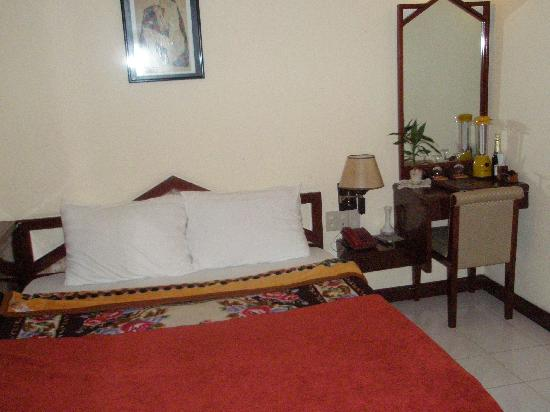 Golf 2 Hotel Dalat : Bed