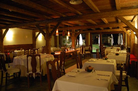 Maison Tissiere hotel et cuisine: ristorante