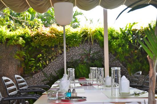 Restaurant Villa Angélique
