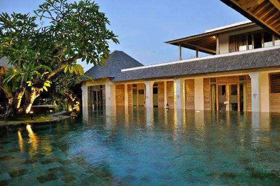 Escape Haven Bali: Villa pool and rooms