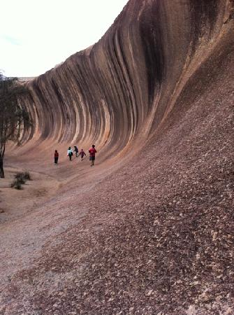 Hyden, Australia: Wave Rock 2011