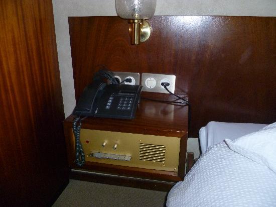Hotel de Chailly: radio para los nostálgicos
