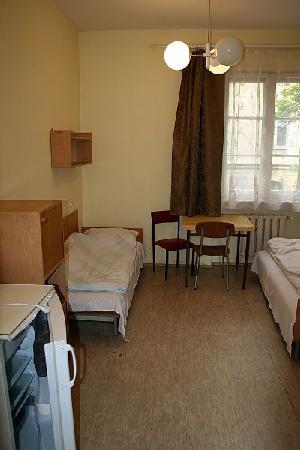 Dizzy Daisy Poznan Hostel: Rooms