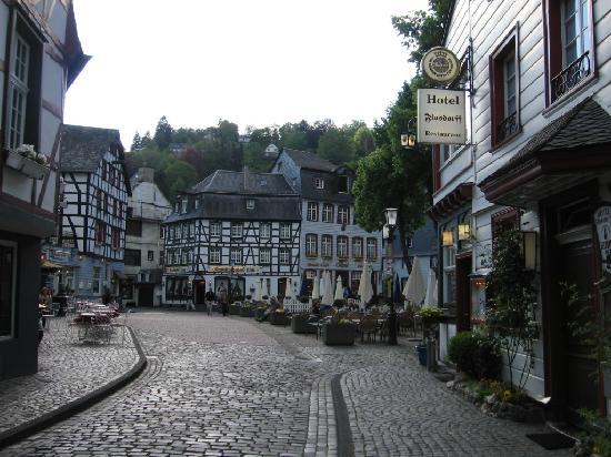 il centro di Monschau