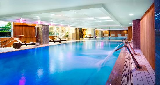 blue harbour spa swimming pool picture of the chelsea harbour hotel london tripadvisor