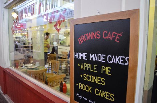 Viewfinder Tours: Oxford - indoor market