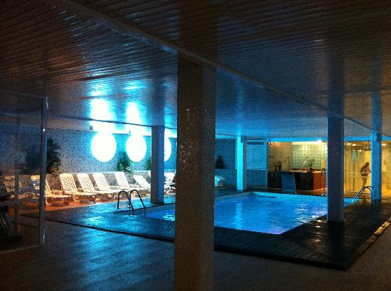 Hotel GHT Oasis Tossa & SPA: Spa