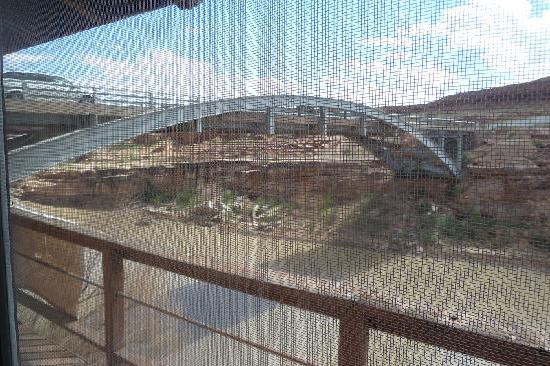 San Juan Inn & Trading Post: La vista sul San Juan River