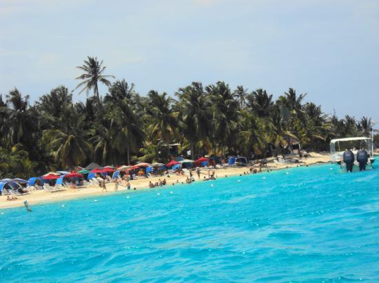 Decameron Marazul: Mar de SanAndres