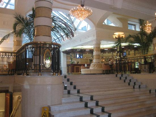 Ambassador Hotel: Ingresso  Hotel