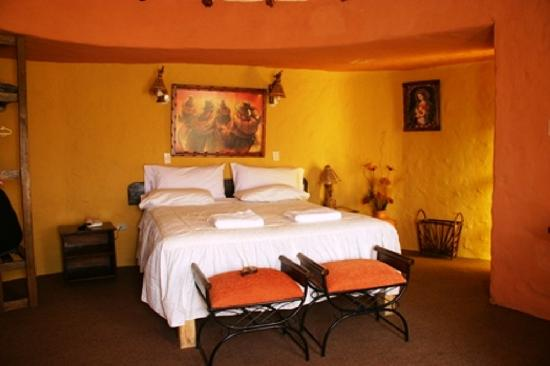 Cabanaconde, Peru: double room