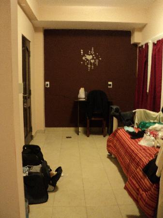 Backpacker's City: Habitacion DBL BK Suites que tambien tienen una cama mas
