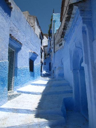 Rif For Anyone/Dar Scotlandee: Chefchaouen - The Blue City