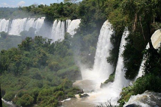 Cataratas del Iguazú: Otro salto en lado argentino