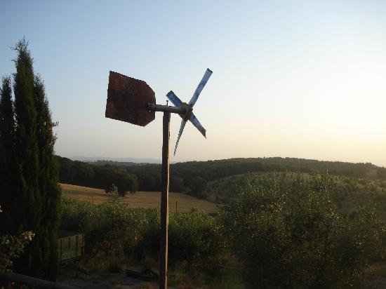 Agriturismo Il Civilesco : un filo di vento