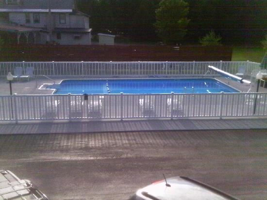 Tupper Lake, NY: the pool