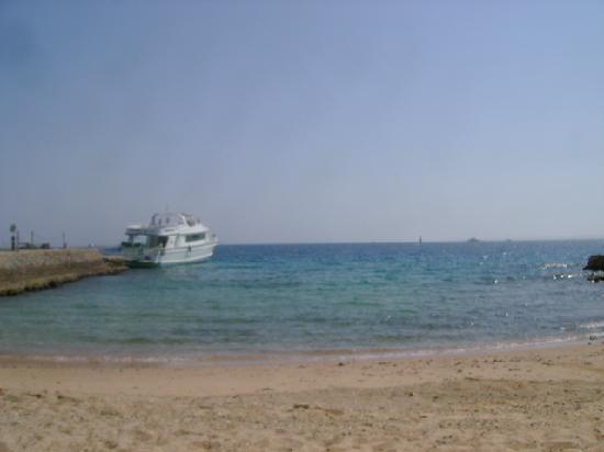 Sun & Sea Hotel: the beach