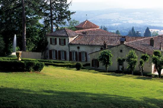 Chateau d'Aiguefonde: Château d'Aiguefonde