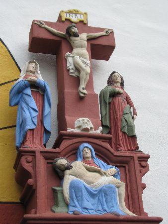 Heiligkreuz-Kapelle: dito