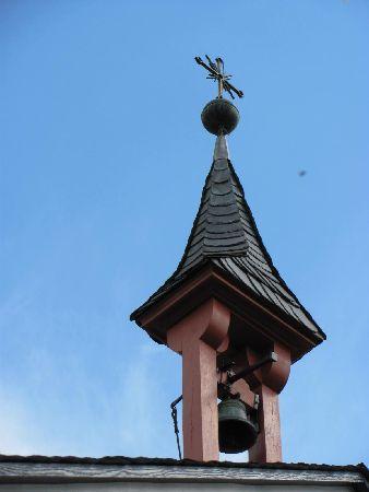 Heiligkreuz-Kapelle: flèche