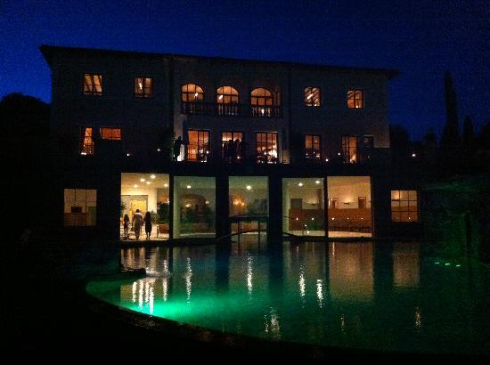 Hotel Adler Thermae Spa & Relax Resort: notturno