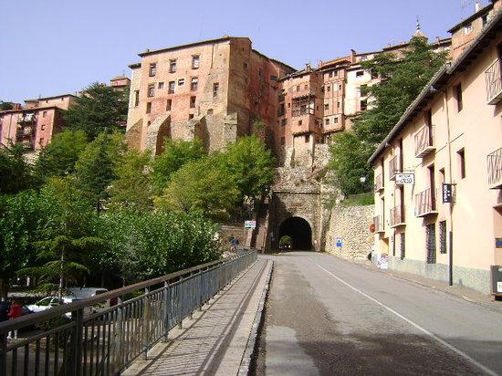 Albarracin: Albarracín, Teruel.