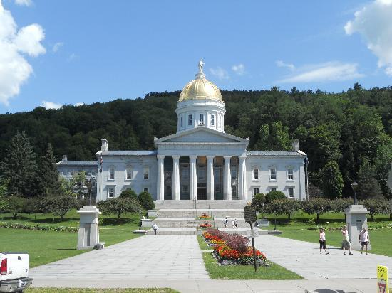 Vermont State House: Beautifil Capitol.