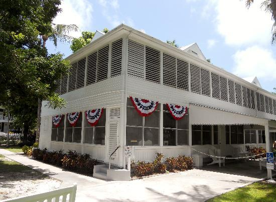 Key West, FL: Exterior - Little White House