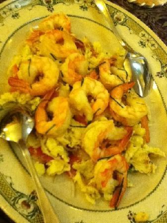 Suite 259: 朝食の卵料理