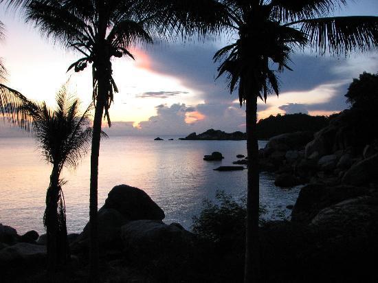 Hin Wong Bungalows: Sunrise at Hin Wong Bay
