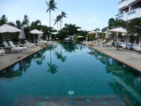 Bay Beach Resort: Swimmingpool