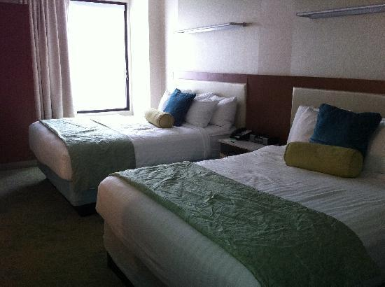 SpringHill Suites Louisville Downtown: Room 213