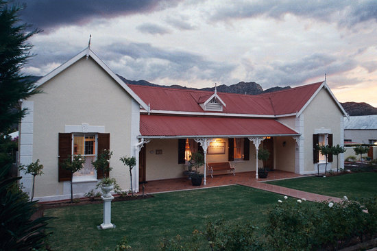 John Montagu Guest House: Back when Sherry owned it