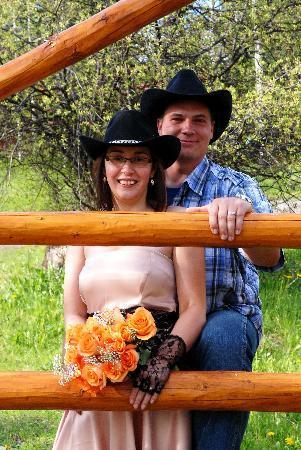 Beaver Guest Ranch: Hochzeit