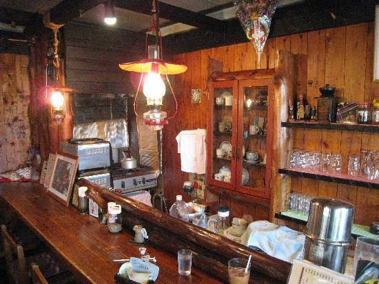 Cape Inutabu: 喫茶 スマイル