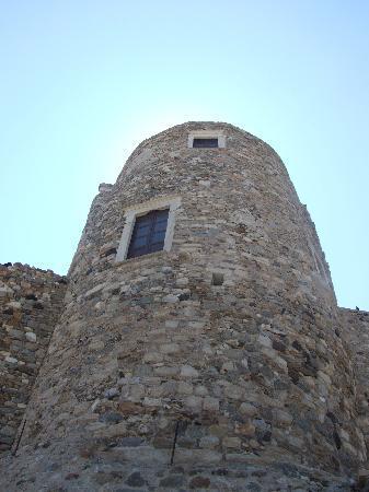 Cidade de Naxos, Grécia: Torre