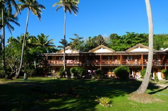 The Mana Spa: Fiji. Mana Island.North beach.