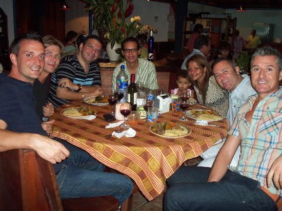 Restaurant Relax: Dinner with friends at Relax
