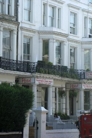 Kensington Suite Hotel: Exterior hotel