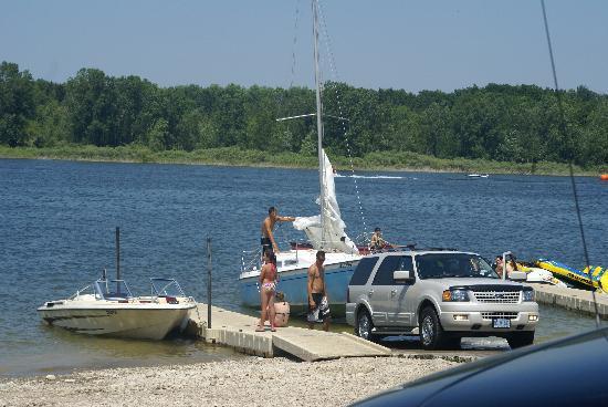 Conestogo Lake Conservation Area (Ontario) - All You Need ... Теплоход Ракета