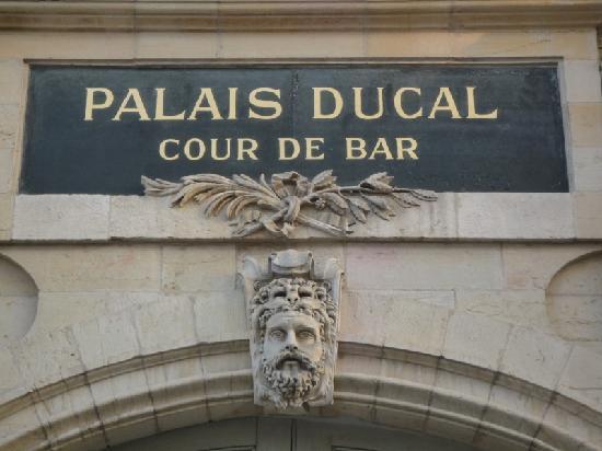 Hotel des Ducs : Palais Ducal