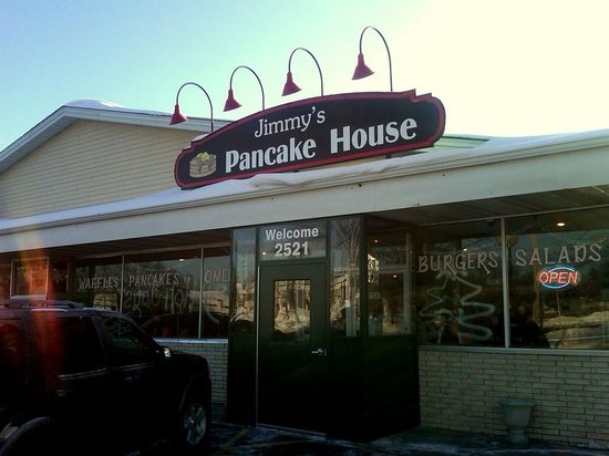 Photo of American Restaurant Jimmy's Pancake House at 2521 18th St, Bettendorf, IA 52722, United States