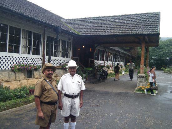 Bandarawela Hotel: Wonderful staff